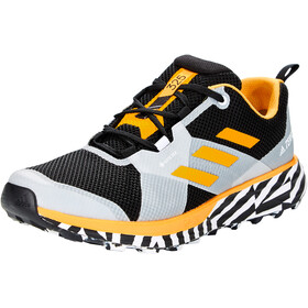 adidas TERREX Two Gore-Tex Scarpe da trail running Uomo, sogold/core black/footwear white